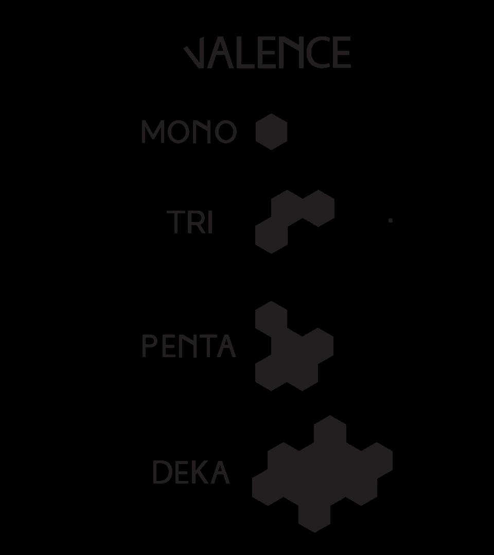 Valence impressie